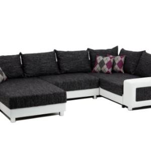 wohnlandschaft braun strukturstoff, madison sofa set 3er & 2er & 1er wohnlandschaft braun - ledersofa.biz, Design ideen
