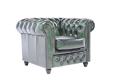 Chesterfield Showroom Original Chesterfield Sofa Couch 1 2