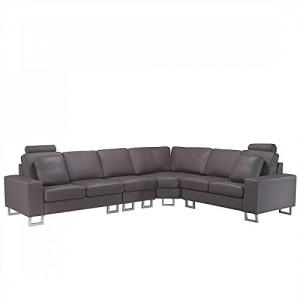 leder ecksofa archive. Black Bedroom Furniture Sets. Home Design Ideas
