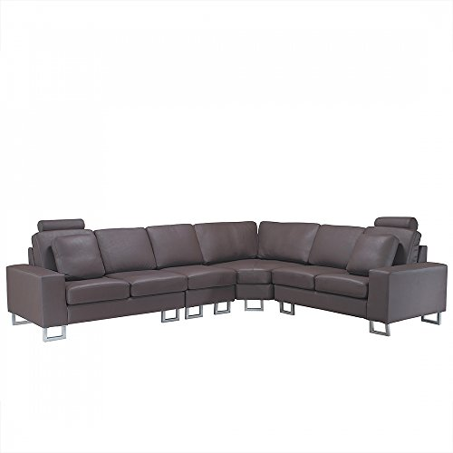 ecksofa braun inspirierendes design f r wohnm bel. Black Bedroom Furniture Sets. Home Design Ideas