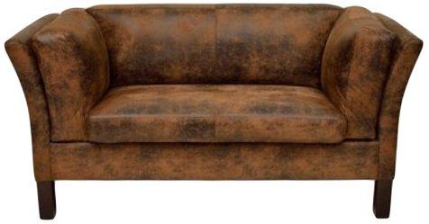 kare 77566 sofa canapee 2 sitzer vintage eco. Black Bedroom Furniture Sets. Home Design Ideas