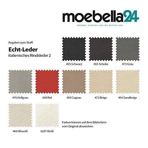 Polsterecke elsa farbwahl wohnlandschaft polstersofa for Couchgarnitur italienisches design