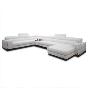 b famous wohnlandschaft m nchen federkern schenkelma 316 x 188 167 cm materialmix kunstleder. Black Bedroom Furniture Sets. Home Design Ideas