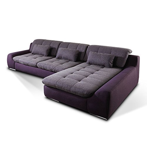 ecksofa mit schlaffunktion alcantara inspirierendes design f r wohnm bel. Black Bedroom Furniture Sets. Home Design Ideas