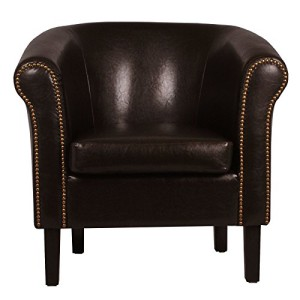 echtleder vintage sessel ledersessel design lounge clubsessel sofa m bel neu 443. Black Bedroom Furniture Sets. Home Design Ideas