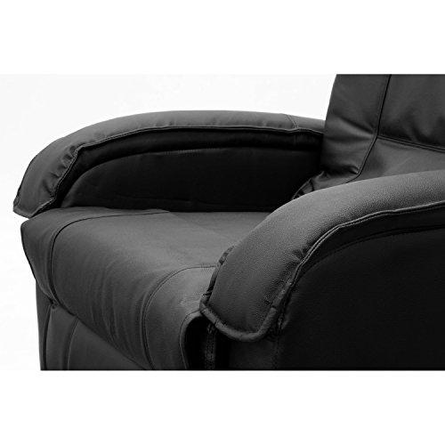 tv sessel aus echtem leder fernsehsessel relaxsessel. Black Bedroom Furniture Sets. Home Design Ideas
