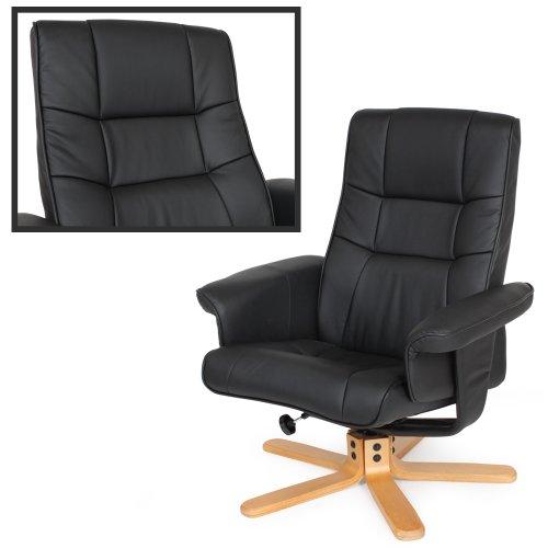 tectake tv fernsehsessel sessel kippbar drehbar. Black Bedroom Furniture Sets. Home Design Ideas