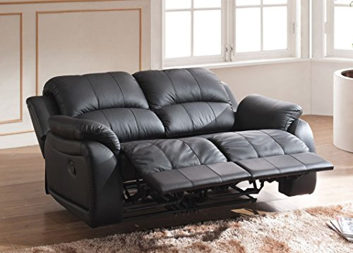voll leder couch sofa relaxsessel fernsehsessel. Black Bedroom Furniture Sets. Home Design Ideas