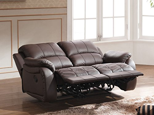 Voll Leder Couch Sofa Relaxsessel Polstermöbel Fernsehsessel 5129 2