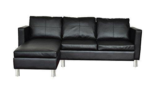ecksofa lounge leder inspirierendes design